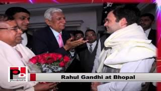 Rahul Gandhi greeted and congratulated Jain Community