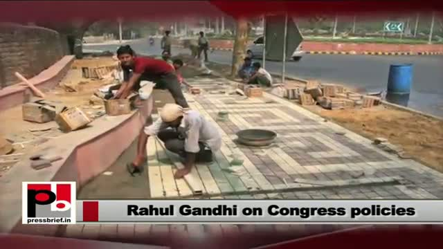 Rahul Gandhi: NDA made 2650 KM roads, while we made 9,570 in last 5 years