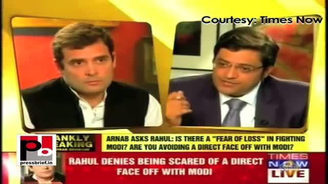 Rahul Gandhi: Democracy respect process not destroying process