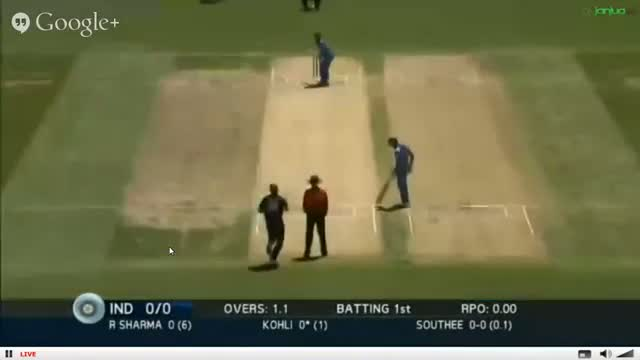 India Inning - India vs New Zealand 2014 4th ODI Highlights - IND vs NZ 28/01/2014 - Part 1