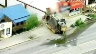 Bulldozer Rampage - Destroyed in Seconds Video