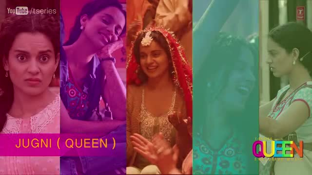Jugni Full Song (Audio) Queen - Amit Trivedi & Kangana Ranaut