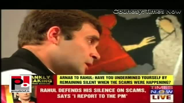 Rahul Gandhi: We have to make our system more transparent