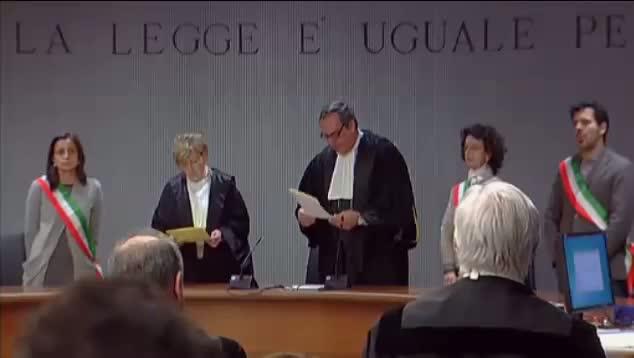 Amanda Knox Retrial Verdict Video