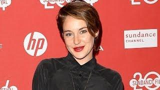 SHAILENE WOODLEY Talks Coming Of Age Characters VIdeo