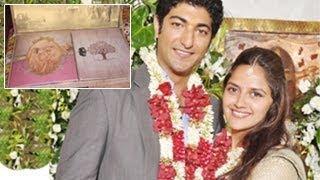 Hema Malini's Daughter Ahana Deol's WEDDING INVITE Video