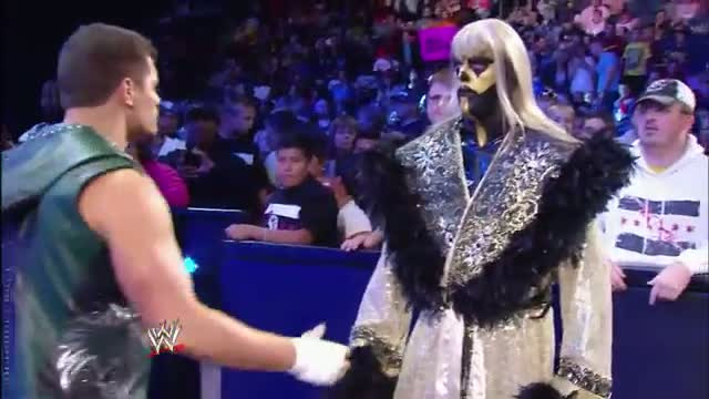 Was Goldust behind GTV? He finally answers the question! WWE Inbox Episode 105 Video