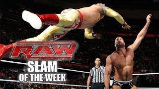 The Real Americans Run Wild - WWE Raw Slam of the Week 1/27