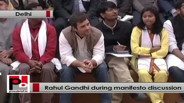Rahul Gandhi: We will bring poor people to middle class level in 5-10 years