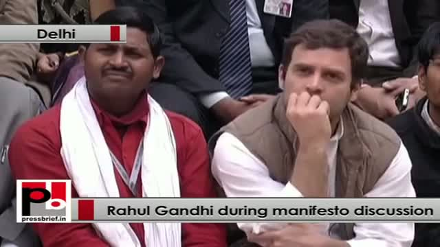 Rahul Gandhi: RTI will going to transform lives of many