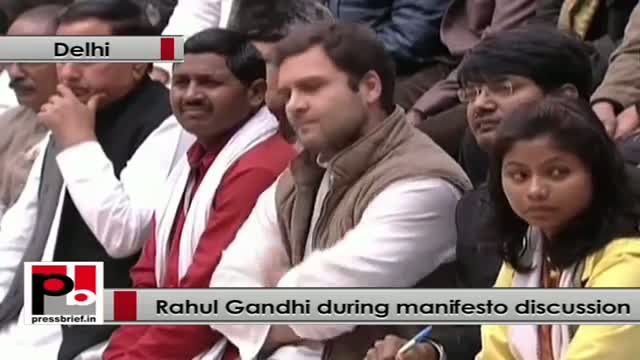 Rahul Gandhi: Women are the backbone of India