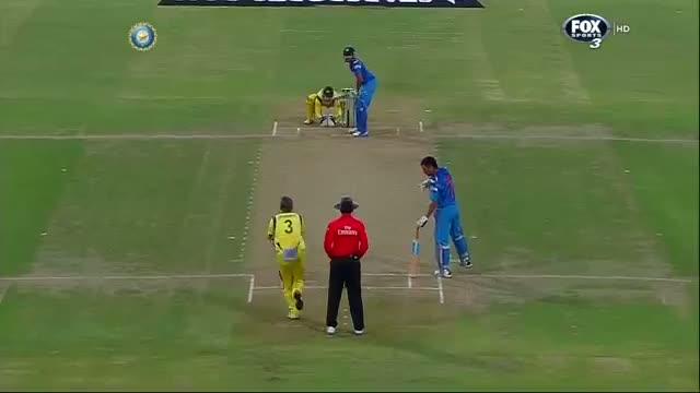 Rohit Sharma 16 x 6's in his total of 209 in 7th ODI v Australia [2 Nov 2013] HD Video