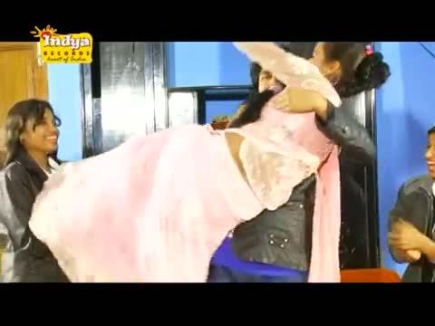 "Bhojpuri Jija Sali Hot Song ""Jija Ji Teri Bahina Ko"" By Vinit Kumar - Fonve Par Kadi"