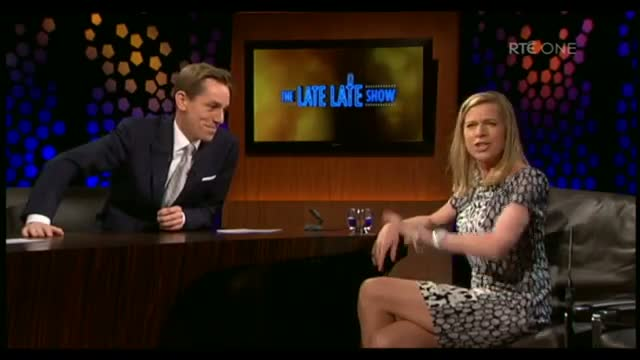 Katie Hopkins reckons Ryan needs a name change -| The Late Late Show Video