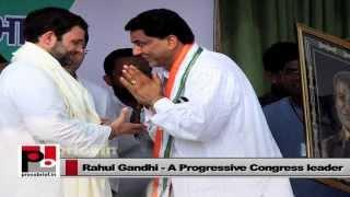 Rahul Gandhi: A pro-active and down to earth leader of India