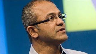 Microsoft Names Satya Nadella as CEO Video