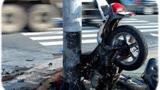 Motorcycle Accidents Compilation 2014 - Horrible Motorcycle Crashes