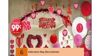 Valentine Day Decorations - Happy Valentine Day