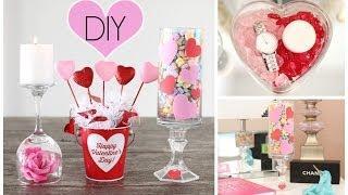 Room Decor for Valentine's Day - Happy Valentine's Day