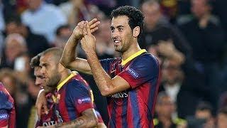Barcelona Vs Real Sociedad 2-0 2014 All Goals & Highlights (2/2/2014) HD Video