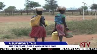 Tales of girls who resist FGM Video