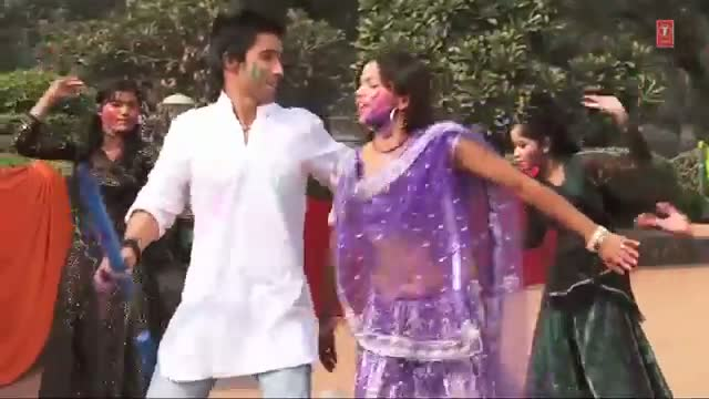 "Bhojpuri Holi Video Song ""Maare Pichkari Chhouda"" By Rang Daalin Jija Holi Mein"