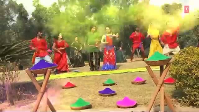 "Bhojpuri Holi Video 2014 ""Hamaar Naya Bate"" From Movie : Rang Daalin Jija Holi Mein"