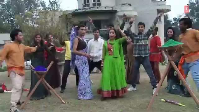 """Bhojpuri Holi Video Song 2014 """"Hurdangg Holi Jogiraaaa"""" - Rang Daalin Jija Holi Mein"""
