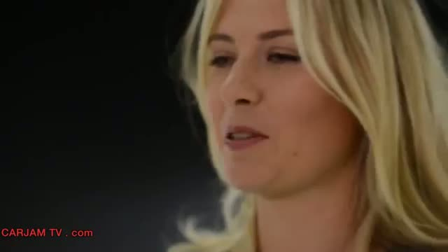 Maria Sharapova 2/6 Coolest Car Girls $exy Commercial - 2014 CCTV Car TV AD