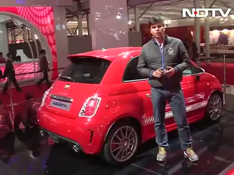 New cars showcased by manufacturers at the Auto Expo 2014 Video