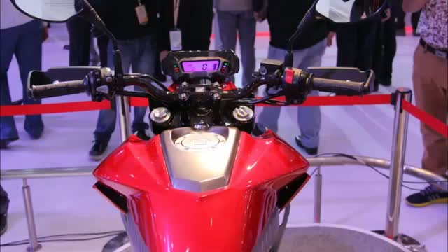 Honda CX-01 Concept Unveiled LIVE At Auto Expo 2014 Video