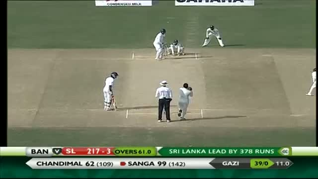 Bangladesh vs Sri Lanka: 2nd Test, Day 4 Sixes Highlights (Ban v SL Test Series 2013-14) Video