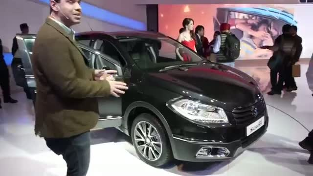 Maruti Suzuki - SX4 S.Cross - Ciaz at AutoExpo 2014 Video