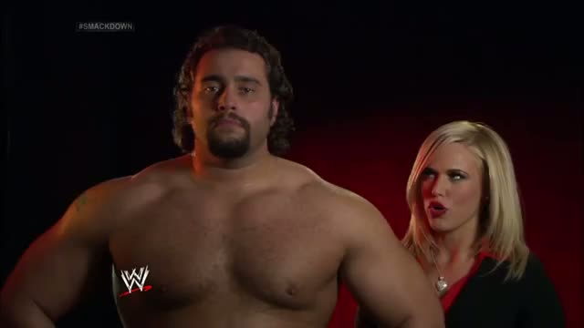 Alexander Rusev spreads his message of superiority to the WWE Universe: SmackDown, Feb. 7, 2014 Video
