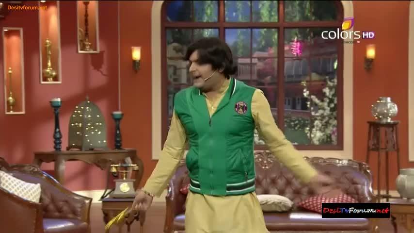 Comedy Nights with Kapil - Bhojpuri Special With Bhojpuri Biggest Satrs Ravi Kishan, Manoj Tiwari and Nirahua - 8th February 2014 - Part 1/4