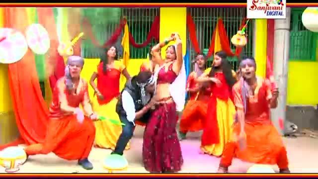 "Latest Hot Bhojpuri Holi Dj Remix Song ""Mobil Saya Me Girabata"" By Jitendra , Khushboo"
