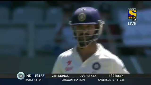 Shikhar Dhawan gave India a fighting chance by scoring 117 in 4th innings - 1st Test IND VS NZ
