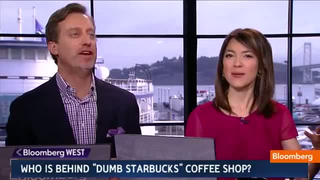 Dumb Starbucks All Dumb, Free Inside: On the Scene Video