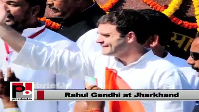 Rahul Gandhi: Tribal women need education, health & political participation