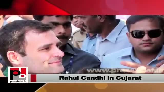 Rahul Gandhi: RSS ideology killed Mahatma Gandhi