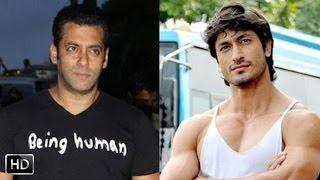 Vidyut Jamwal REJECTS Salman Khans Movie