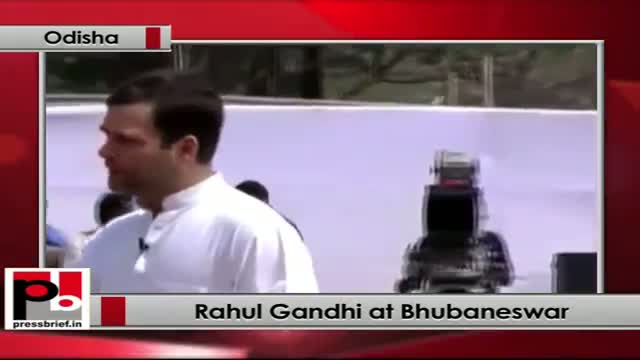 Rahul Gandhi: Youth needs to end the monopoly of political system