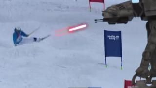 If The Winter Olympics Were Held During The Battle Of Hoth