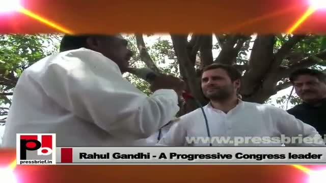 "Rahul Gandhi : ""I want to go to the depth of the problems"""