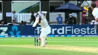 IND vs NZ Day 2 Full Highlights & Wickets - India vs New Zealand 2014 2nd Test Day 2 Highlights