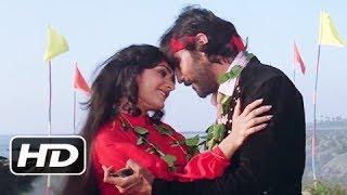 Tu Mera Jaanu Hai - Bollywood Romantic Song - Jackie Shroff & Meenakshi Seshadri - Hero (1983)