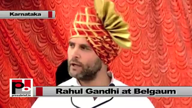 Rahul Gandhi: Congress established BHEL, HAL factories in Bangalore