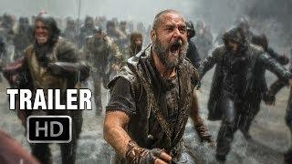 Noah Official Trailer #1 (2014) - Russell Crowe & Emma Watson