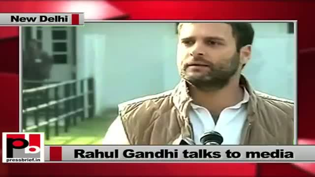 Rahul Gandhi thanks Centre for approving one-rank-one-pension scheme for ex-servicemen