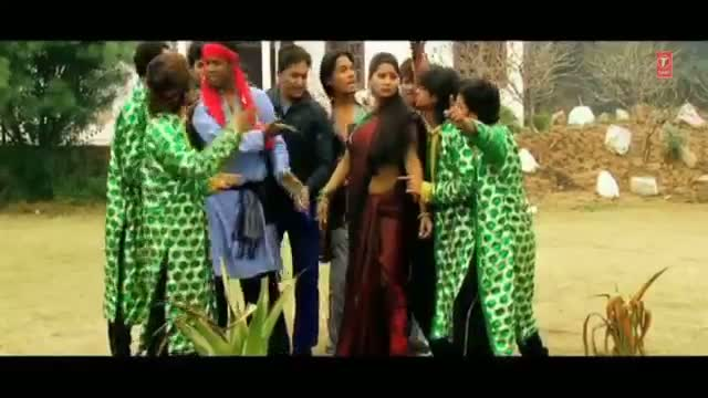 "Hot Bhojpuri Holi Dance Video 2014 ""Dale Rang Uthake Furhura"" Movie: Bhataar Holi ( Bhojpuri Panki )"